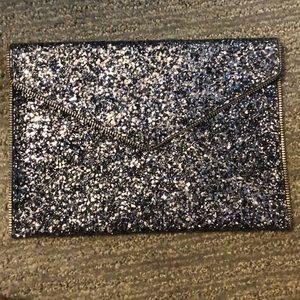 Rebecca Minkoff Leo envelope clutch bag